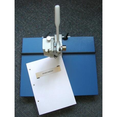 Oczkownica (nitownica) PM3 - idealna do dokumentów, suplementów