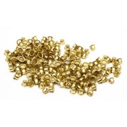 Oczka (nity) PM3, PM2 nr 25 - złote / srebrne